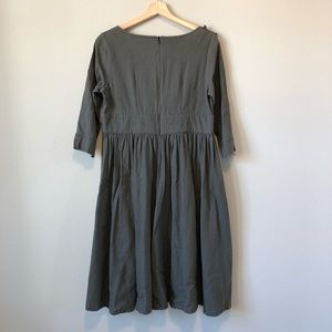 Etsy Dresses - LIKE NEW | Handmade Linen Knee Length Dress